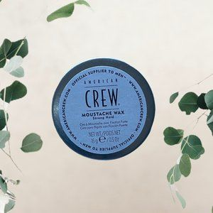 American Crew Moustache Wax Strong Hold 15G 0.5 Oz